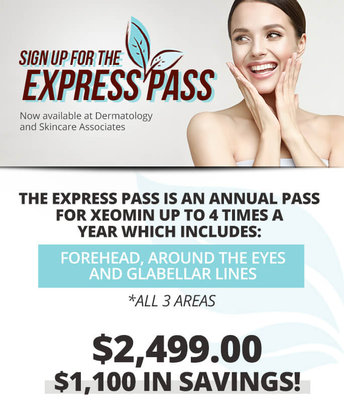 Sign Up for the Express Pass!