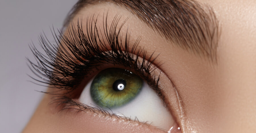 , Eyelashes