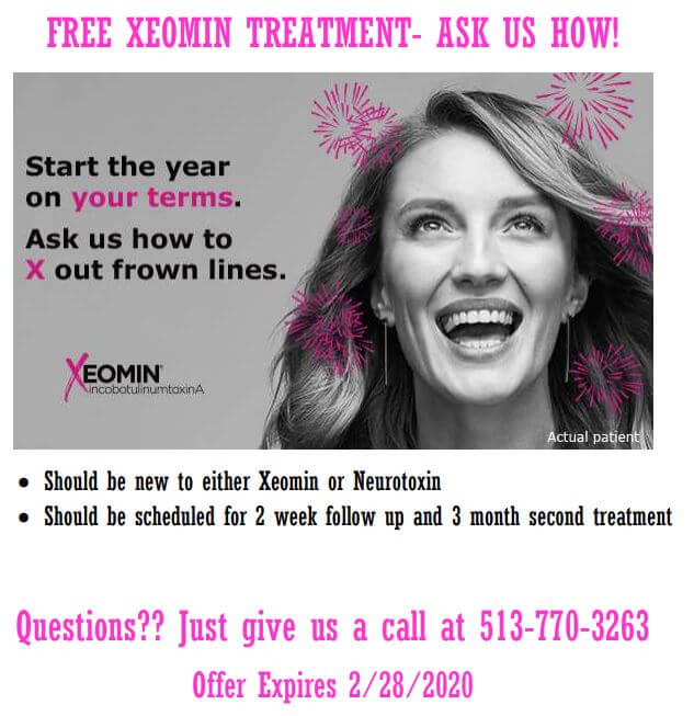 , Check out this Xeomin special!